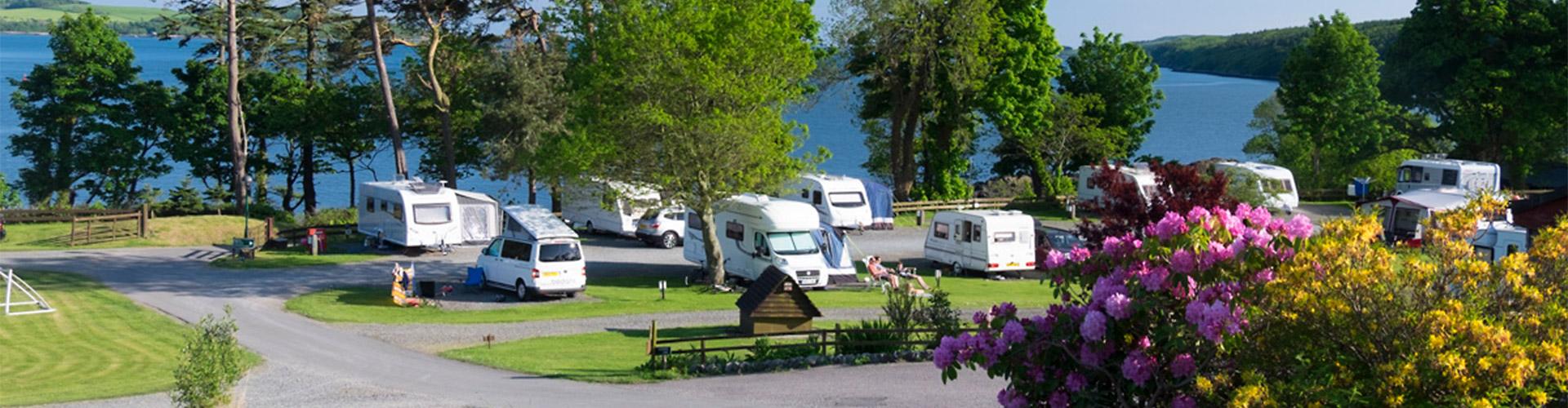 Glamping, Touring & Camping